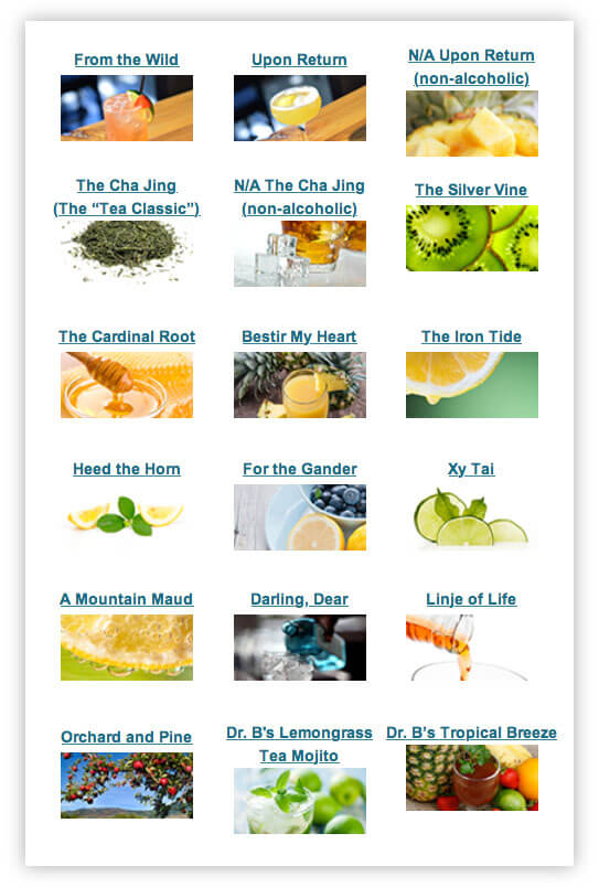The American Academy Of Cosmetic Dentistry's Recipes
