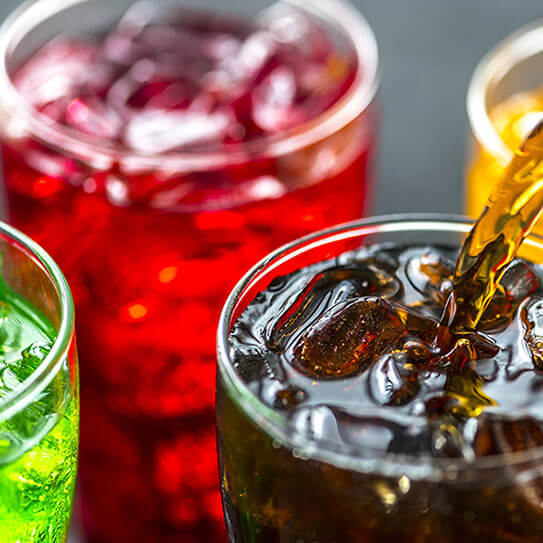 The Top 3 Worst Drinks For Your Teeth